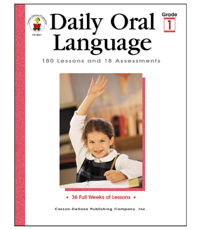 Daily Oral Language Resource Book
