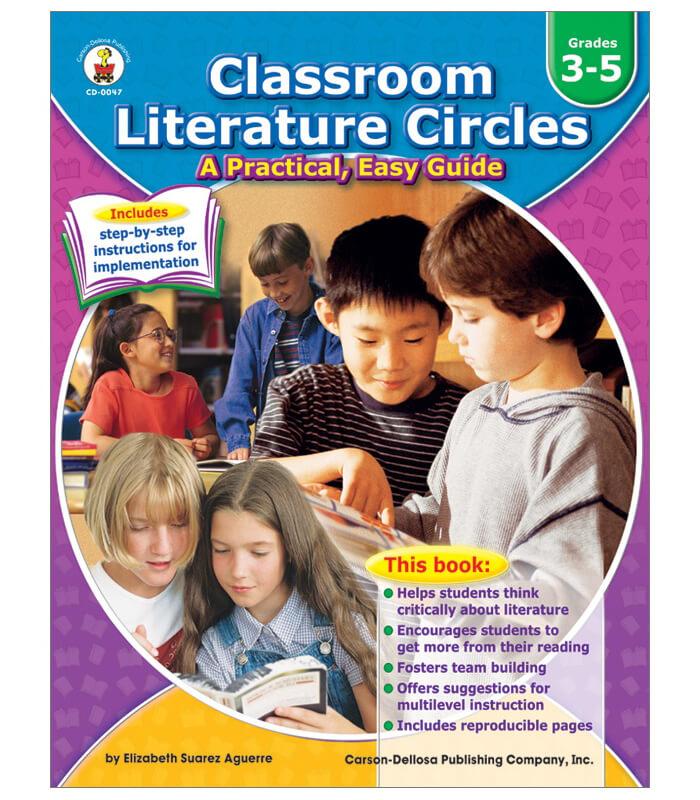 Classroom Literature Circles Resource Book