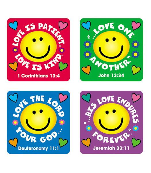 Love Verses Sticker Pack