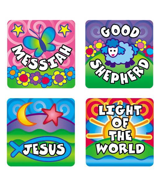 Names of God Sticker Pack