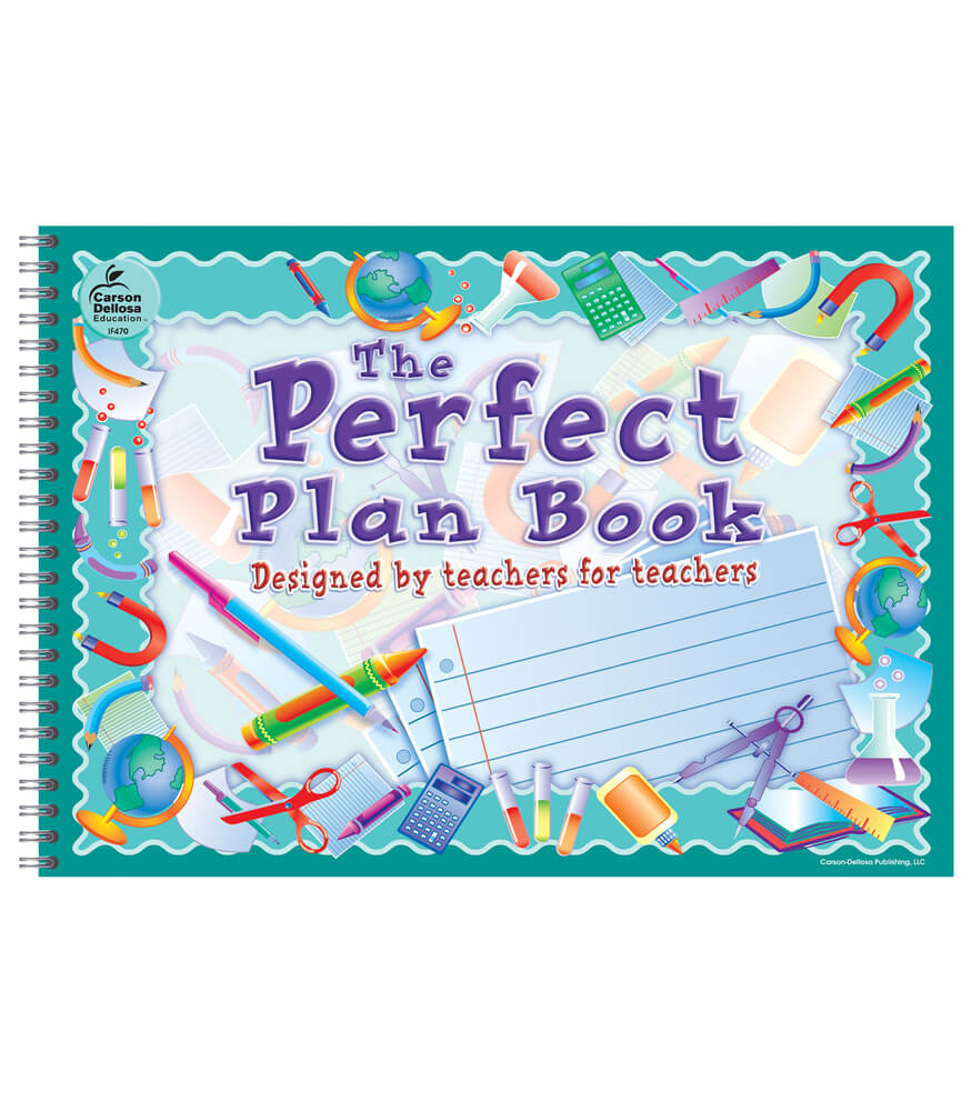 The Perfect Plan Book Product Image