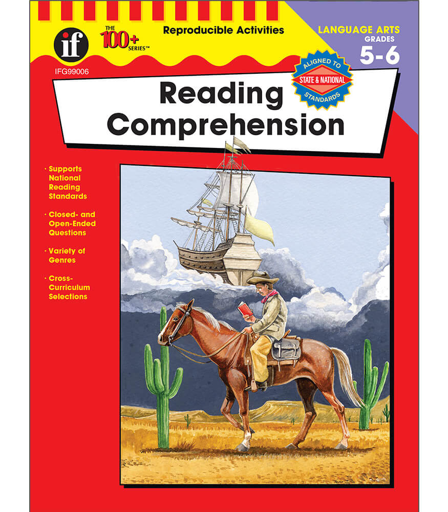 Reading Comprehension Resource Book