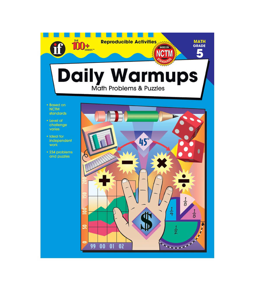 Daily Warmups Workbook