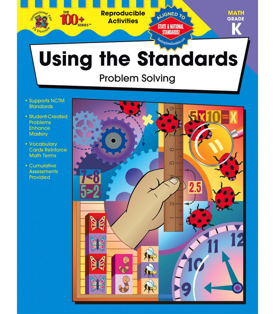 Using the Standards - Problem Solving Workbook