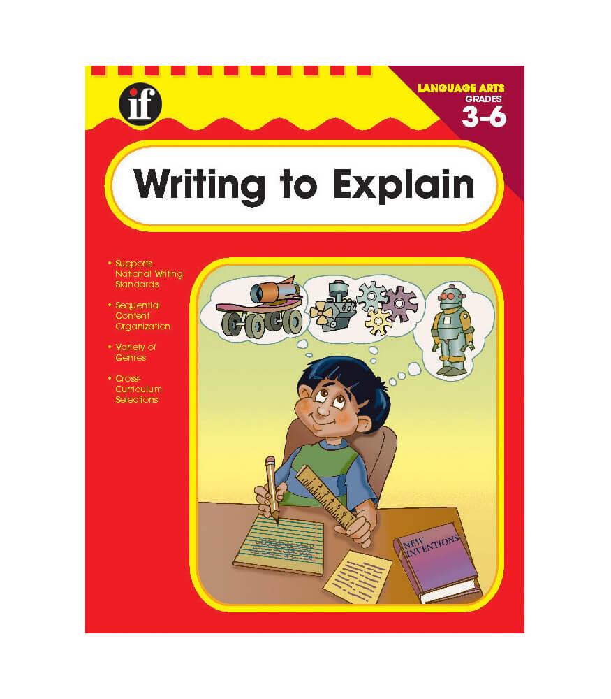 Writing to Explain Workbook