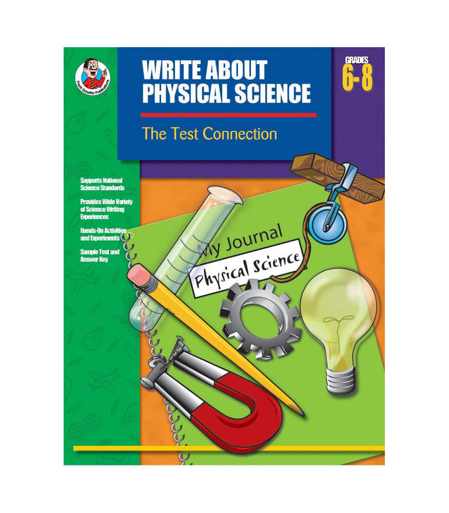 Write About Physical Science Resource Book