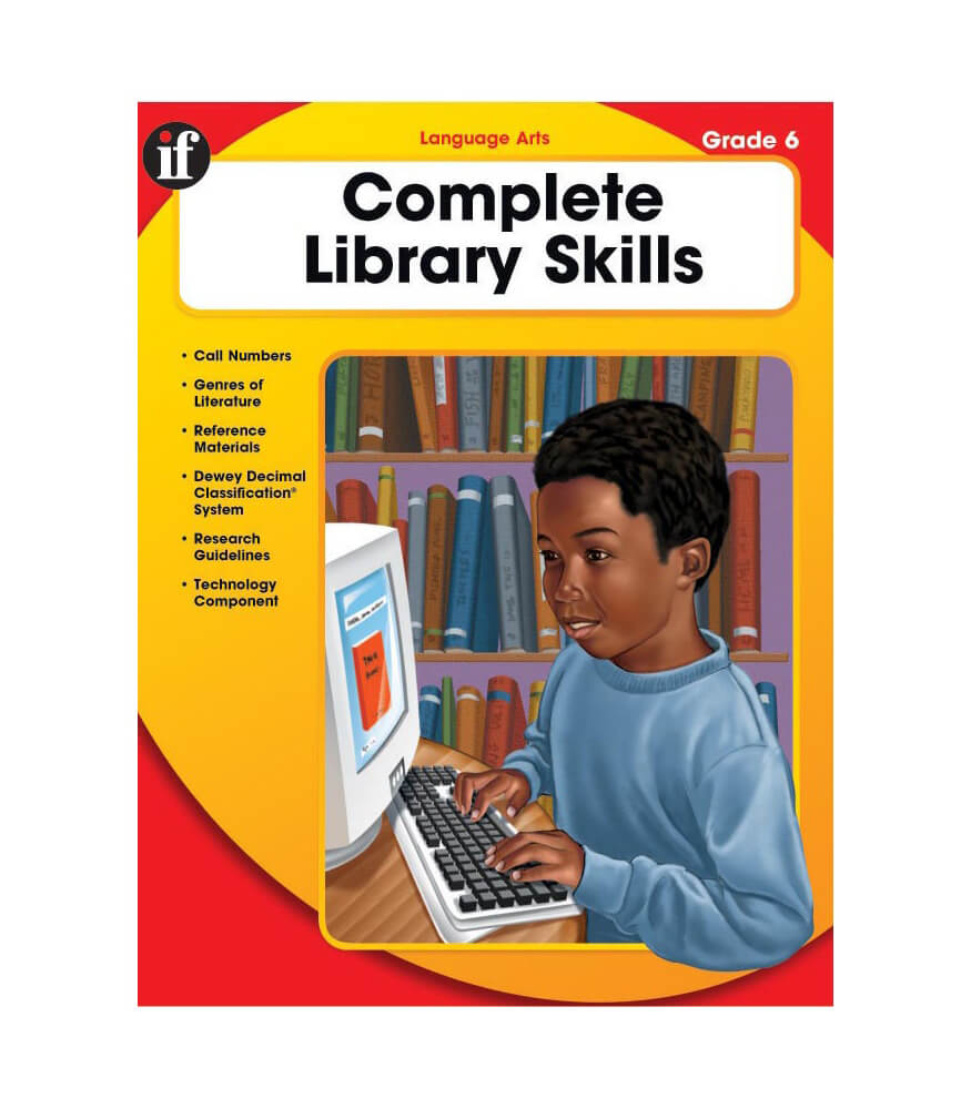 Complete Library Skills Resource Book