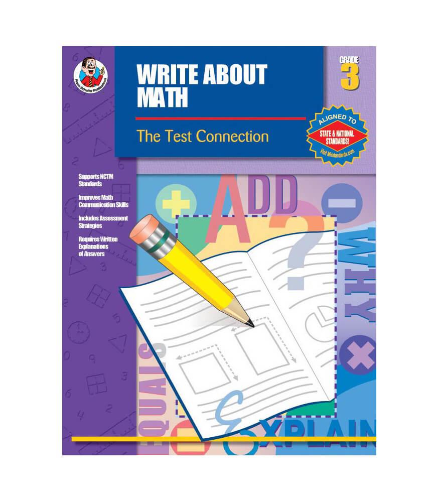 Write About Math Resource Book