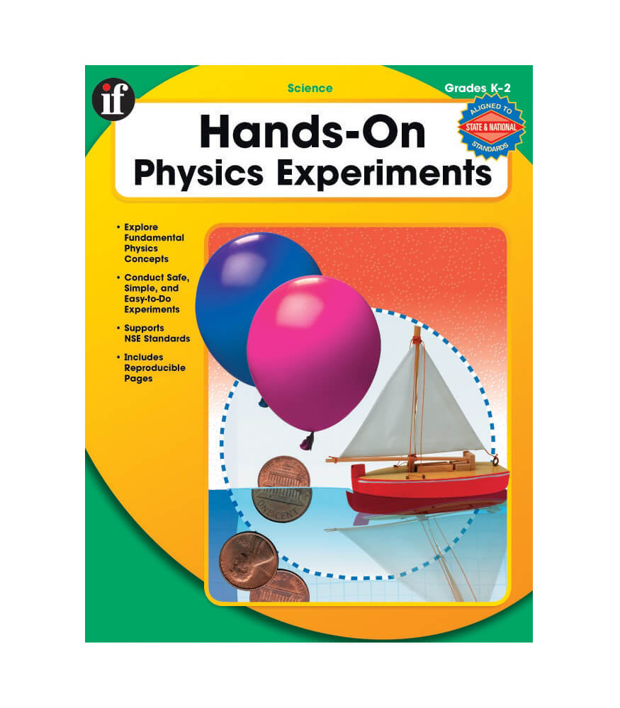 Hands-On Physics Experiments Resource Book Grade K-2 ...