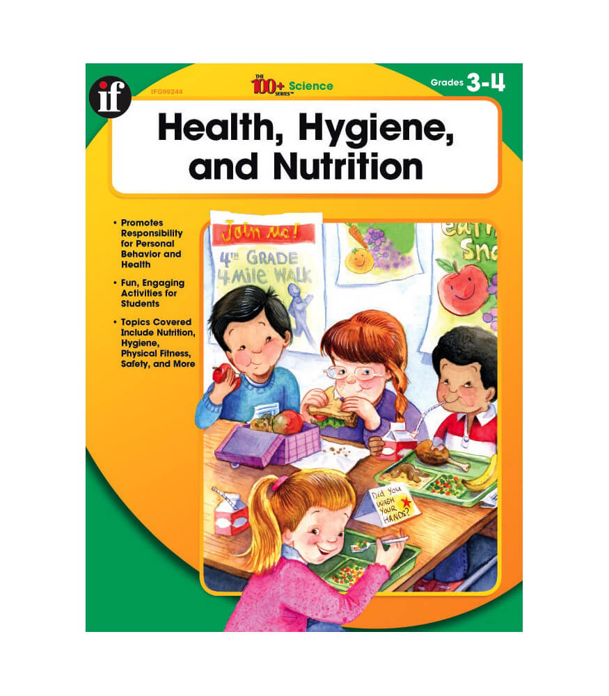 Health, Hygiene, and Nutrition Resource Book Grade 3-4 | Carson ...