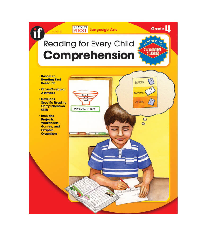 Comprehension Resource Book