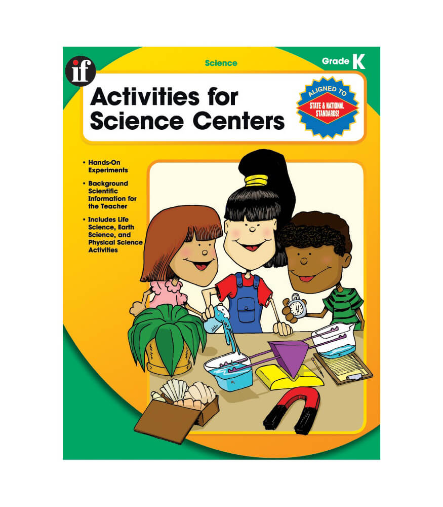 Activities for Science Centers Resource Book