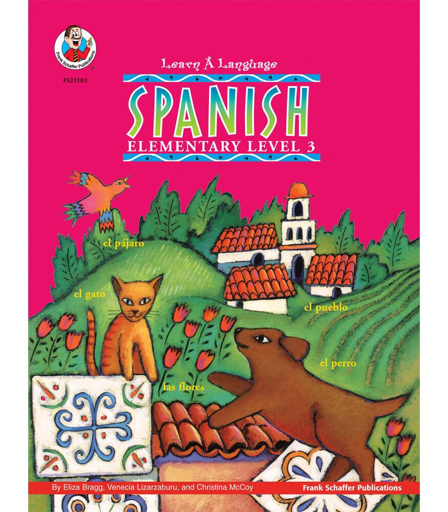 Learn-A-Language Books Spanish Workbook