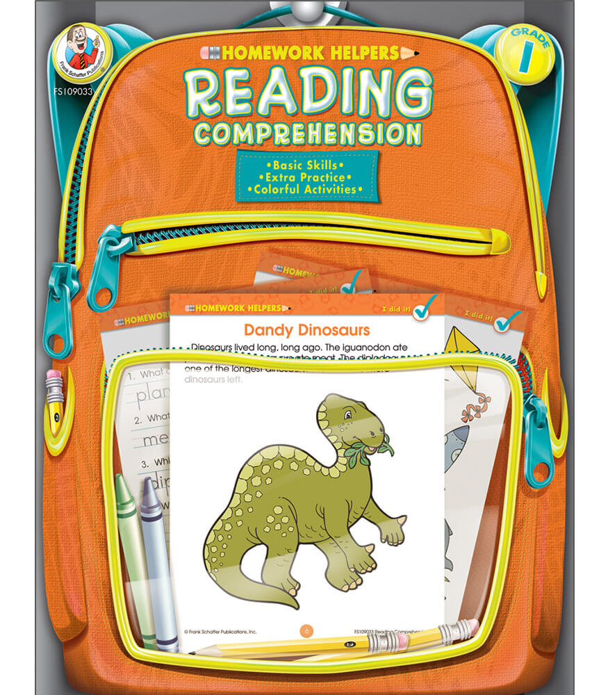 Reading Comprehension Workbook