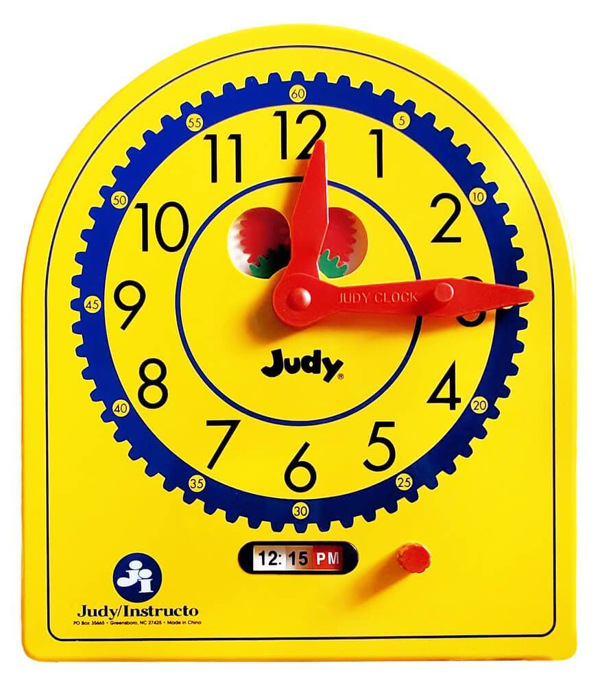 Judy® Discovery Digital Clock Product Image