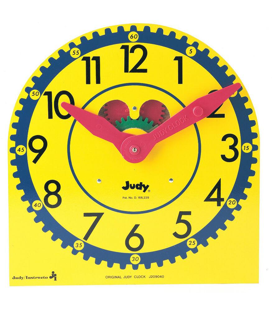 Judy® Clock