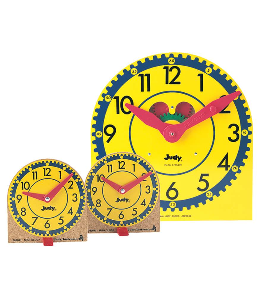 Judy® Clock Class Pack Clock Product Image