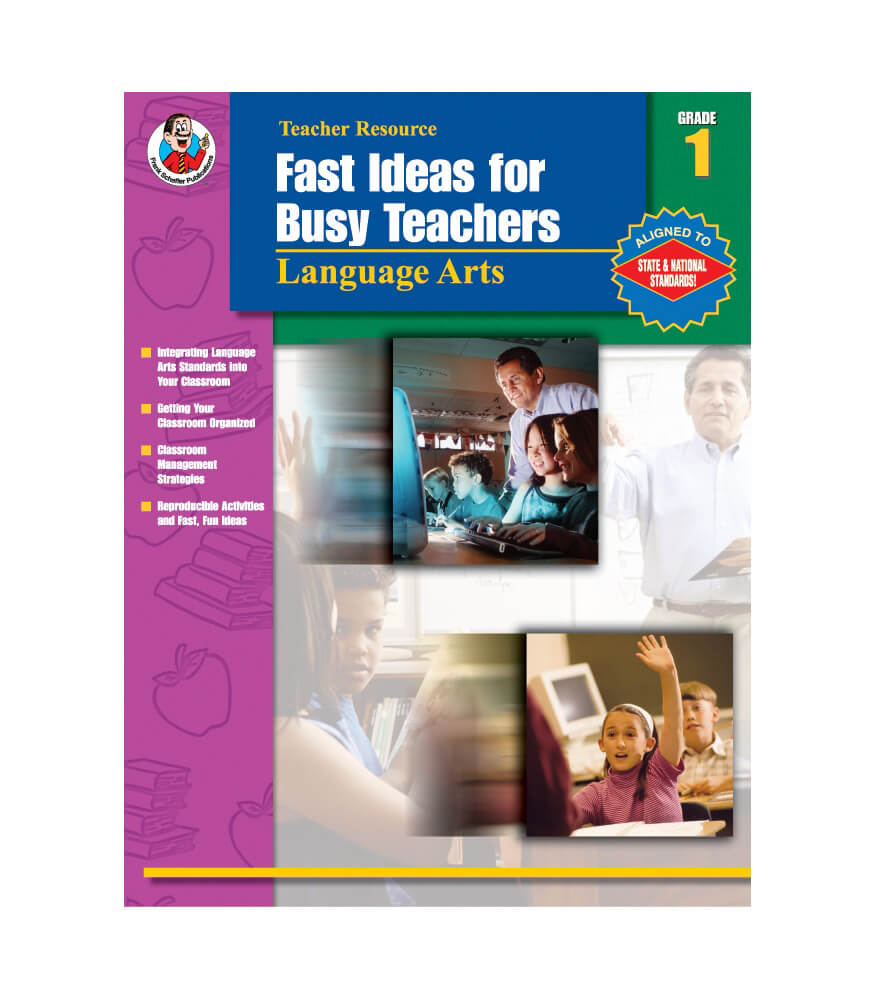 Fast Ideas for Busy Teachers: Language Arts Resource Book