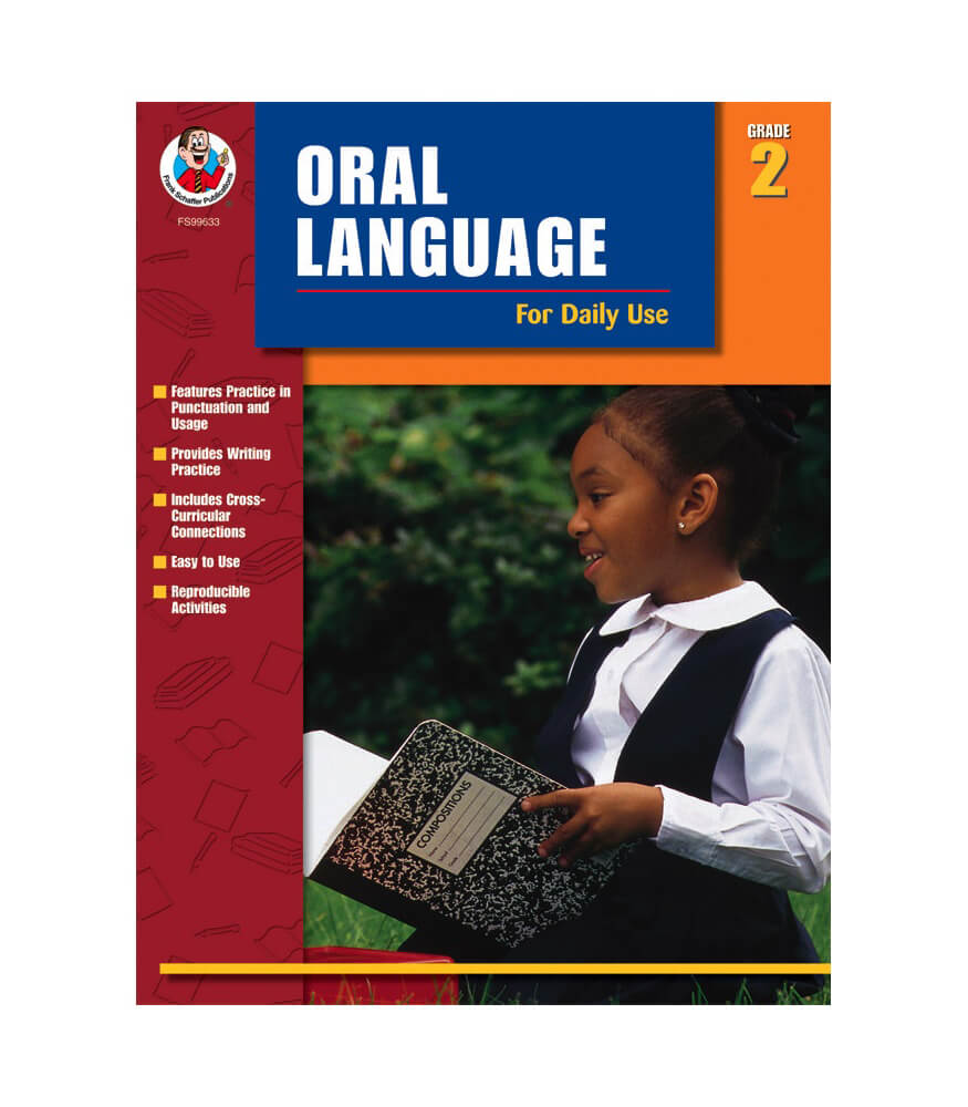 Oral Language for Daily Use Resource Book Product Image