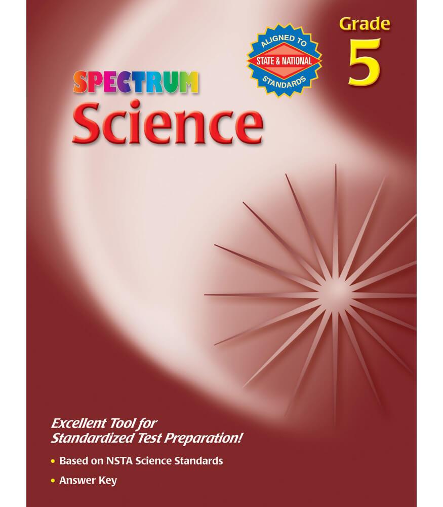 4th grade science workbook pdf