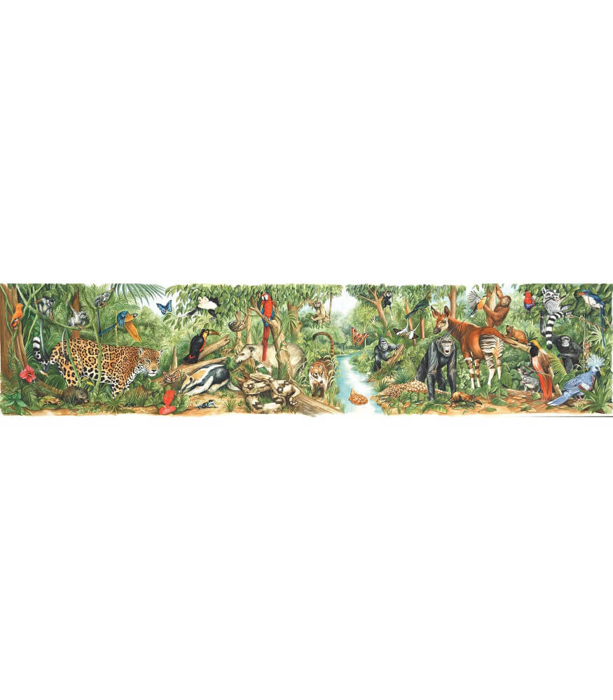 The Rain Forest Floor Puzzle