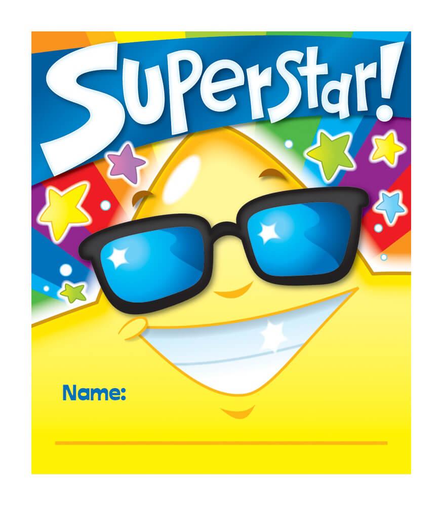 Super Star Award superstar ready rewards® carson-dellosa publishing