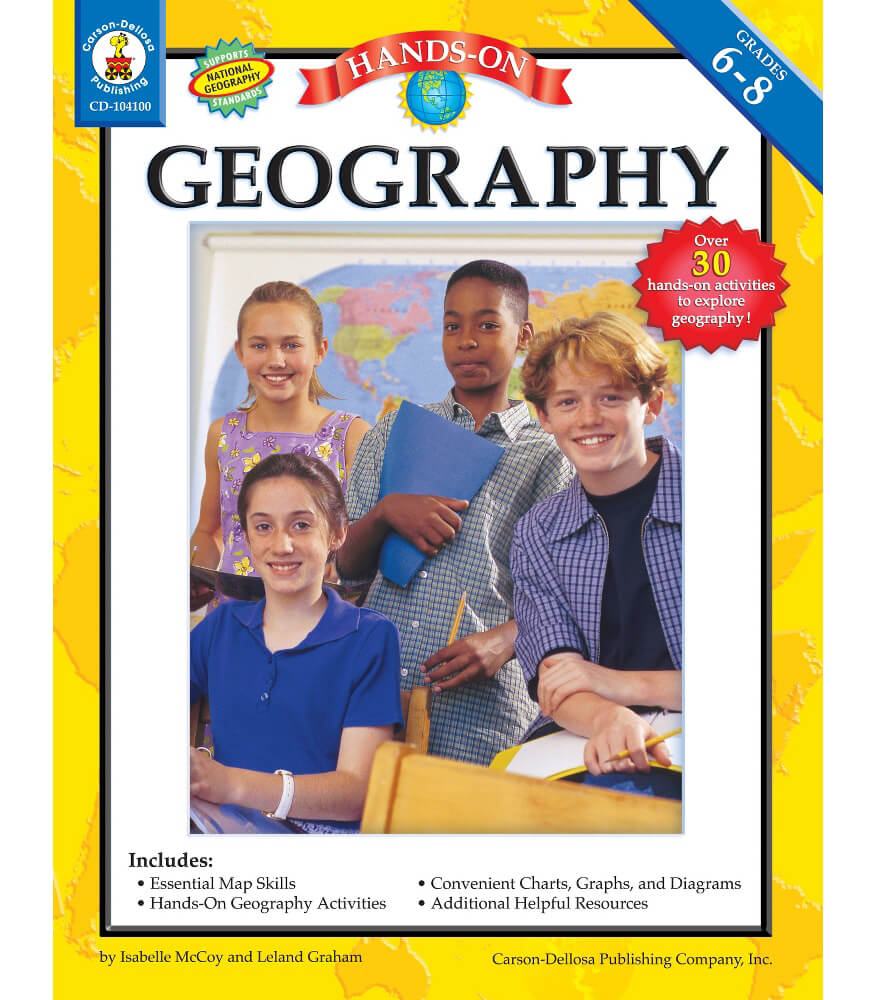 Hands-On Geography Resource Book