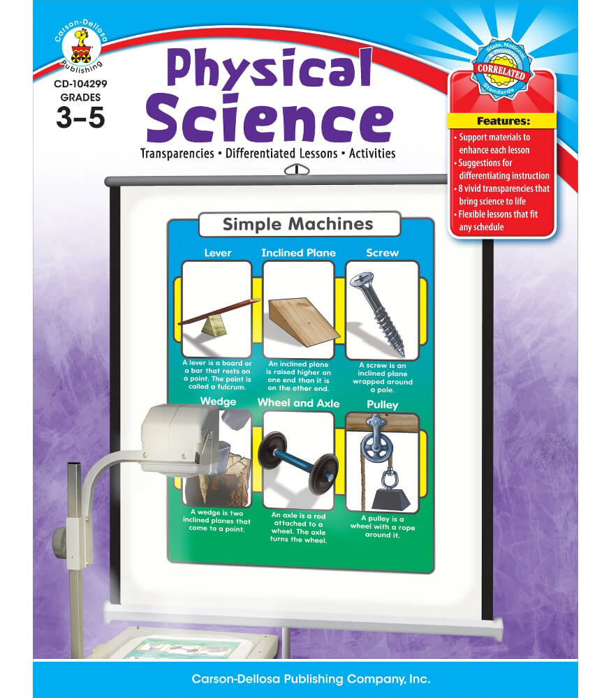 Physical Science Resource Book