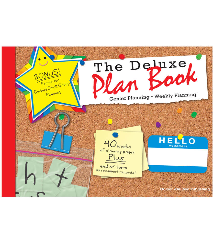 The Deluxe Plan Book