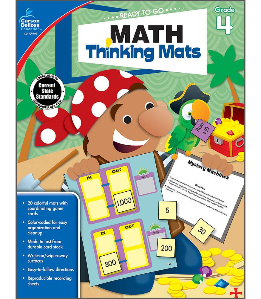 Math Thinking Mats Resource Book