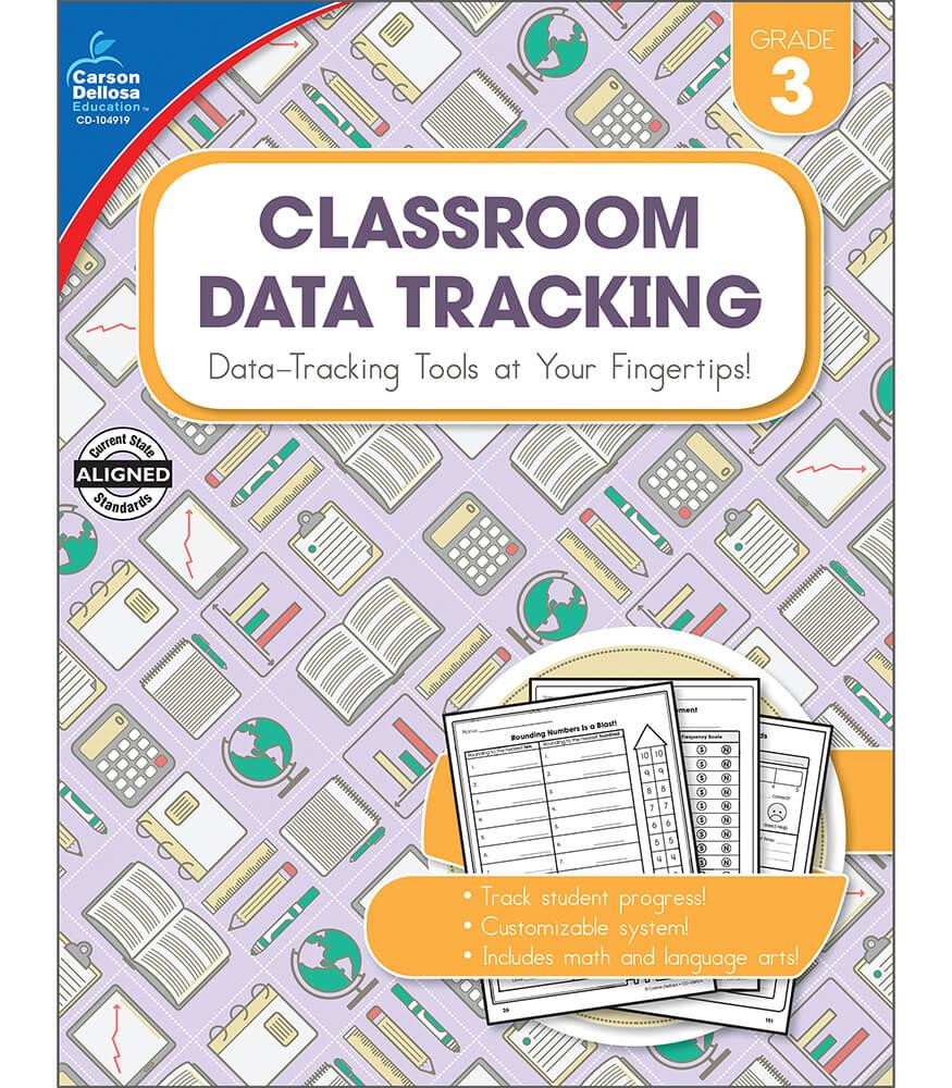 Classroom Data Tracking Resource Book