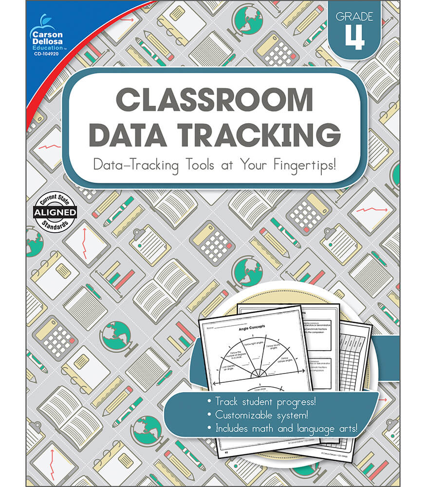 Classroom Data Tracking Resource Book