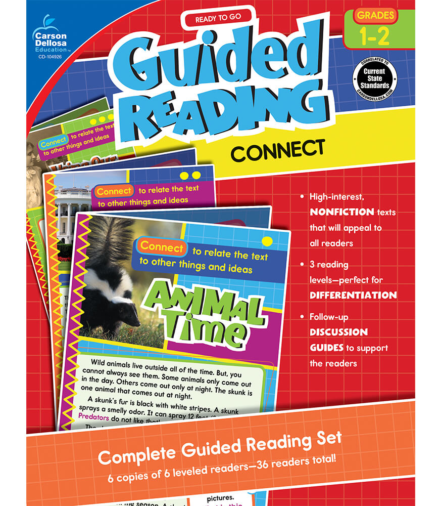 Guided Reading: Connect Resource Book