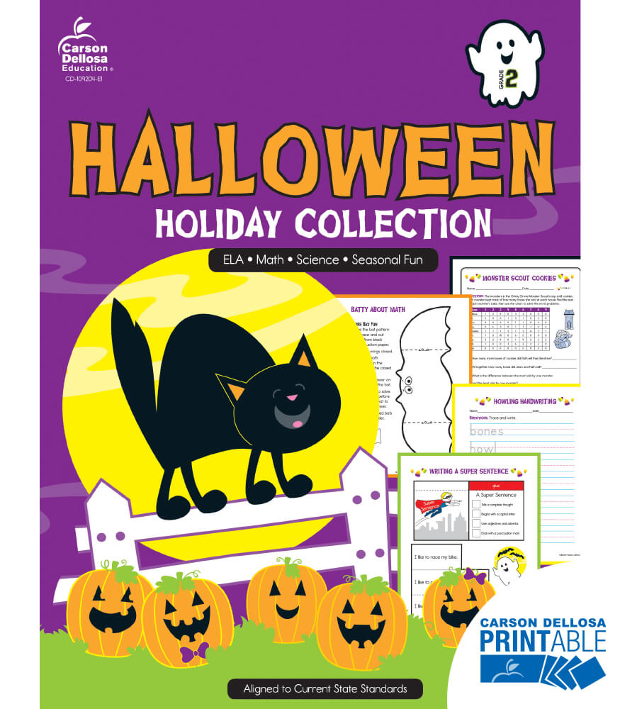 Halloween Holiday Printable Collections
