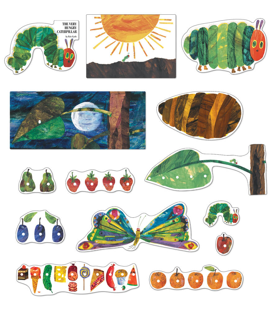 The Very Hungry Caterpillar™ Bulletin Board Set