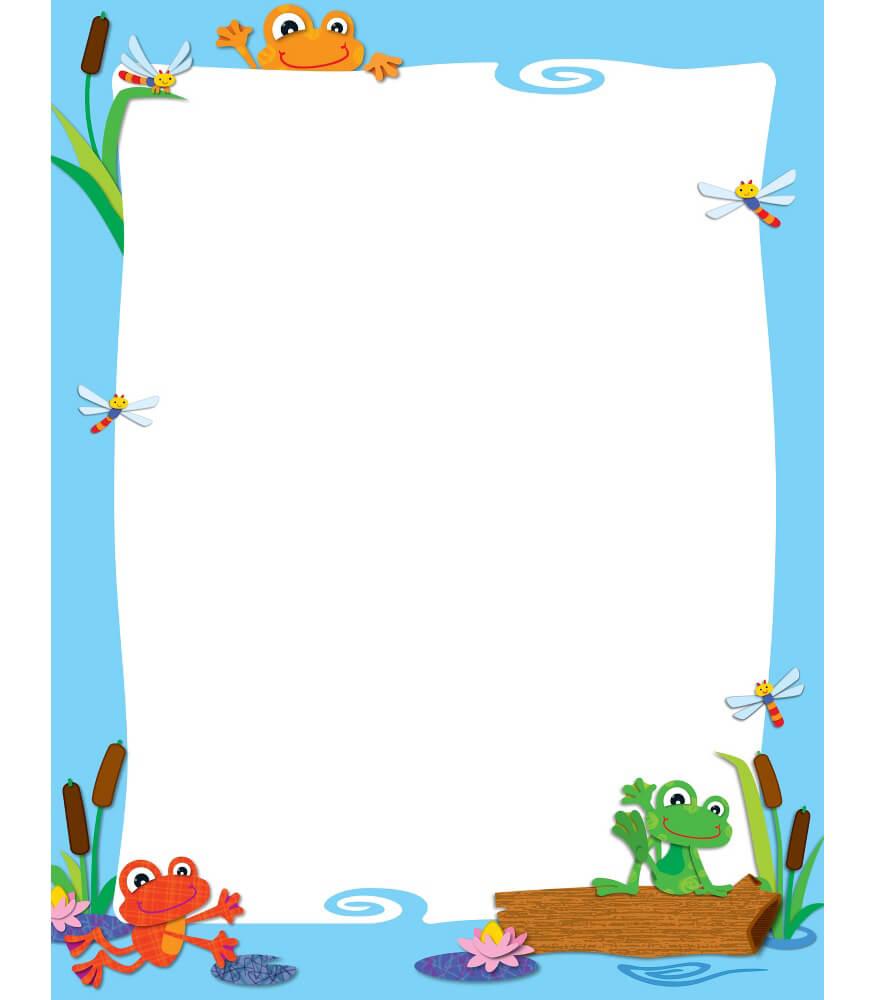funky frogs chart grade pk