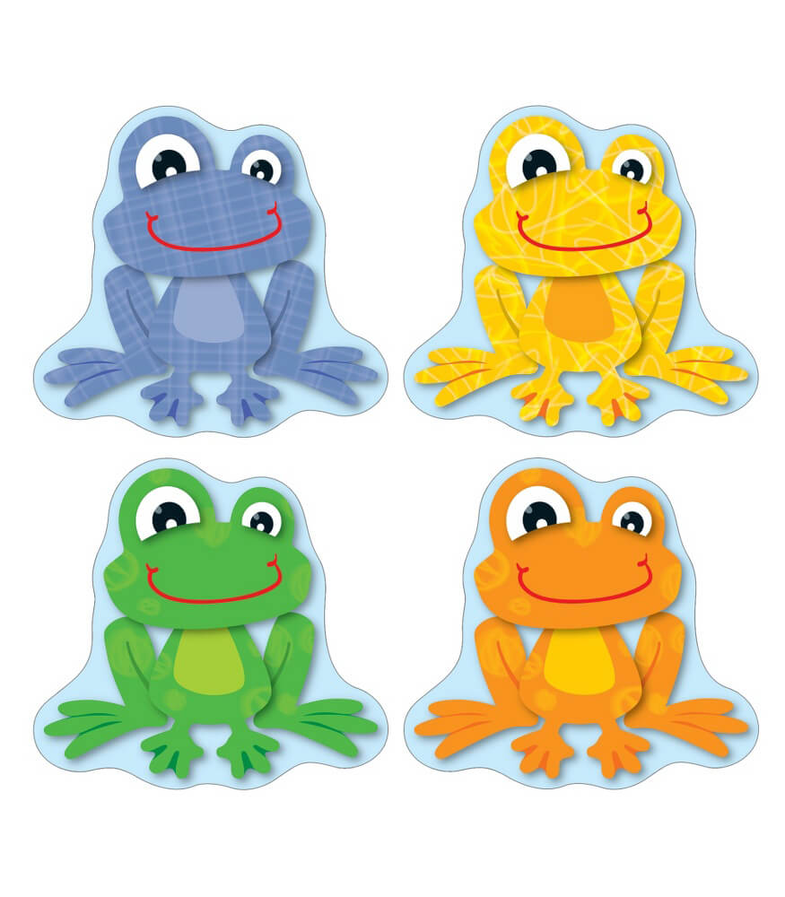 funky frogs cut outs grade pk 8 carson dellosa publishing Christian Clip Art Gallery Christian Backgrounds with Clip Art