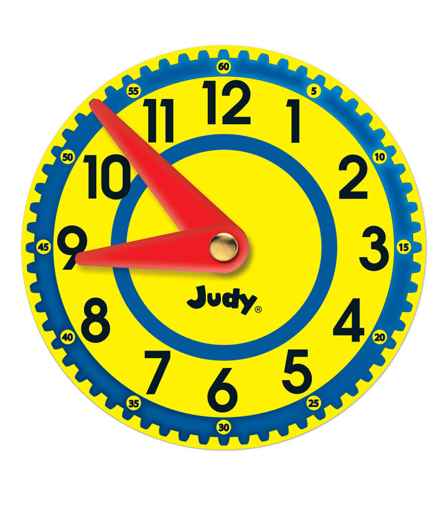 Judy® Clocks Curriculum Cut-Outs Product Image