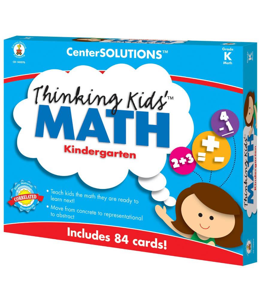 Thinking Kids'™ Math Classroom Kit