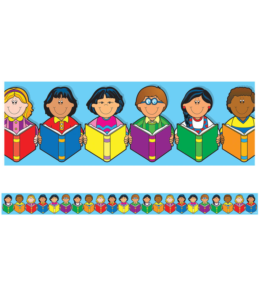 Multicultural Kids With Books Straight Borders Grade Pk 5