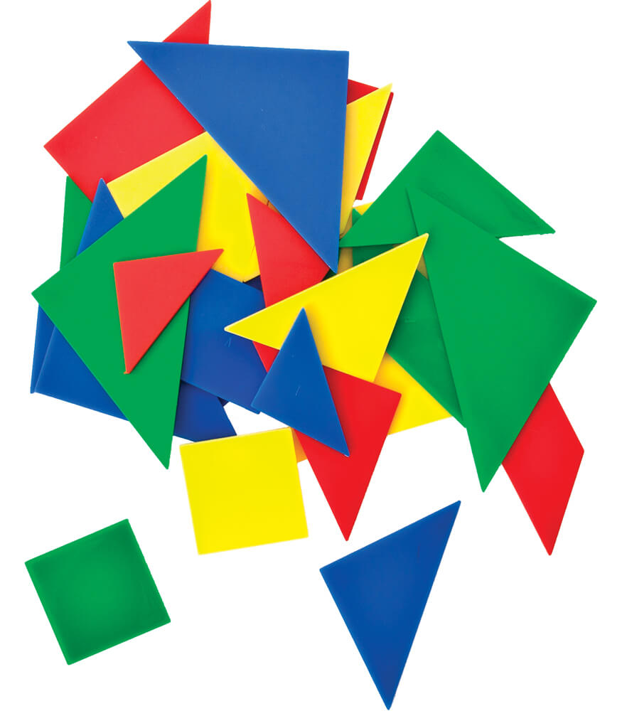 146014__Thinking Kids Math Tangrams Manipulative 146014 on Shapes Activities