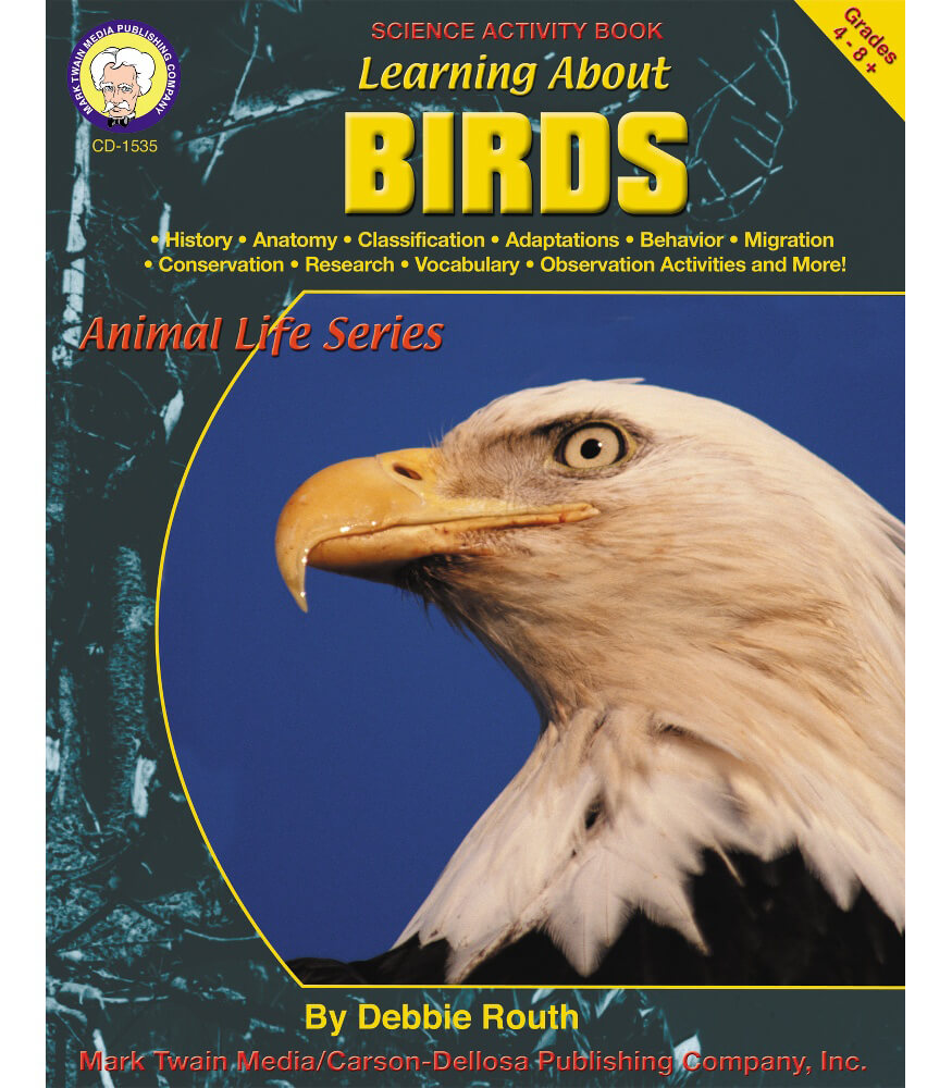 Learning About Birds Resource Book Product Image