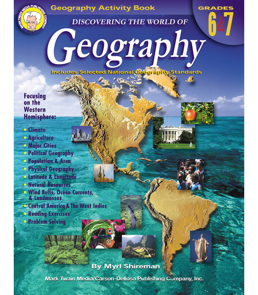 Discovering the World of Geography Resource Book Grade 6-7