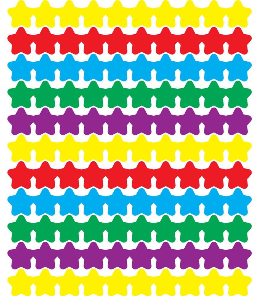 Dazzle™ Stars Chart Seals Product Image