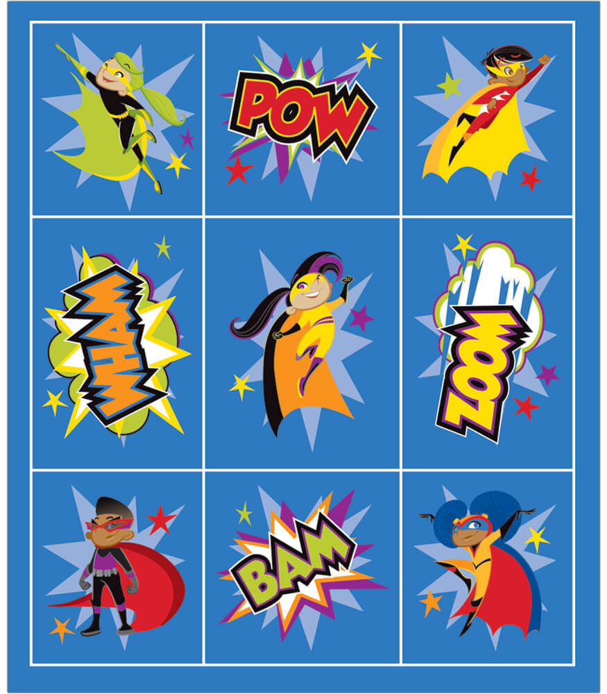 Super Power Prize Pack Stickers Product Image