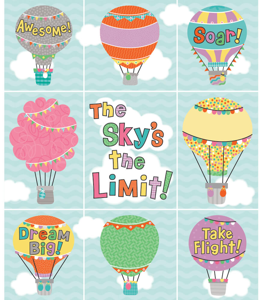 Up and Away Prize Pack Stickers Product Image