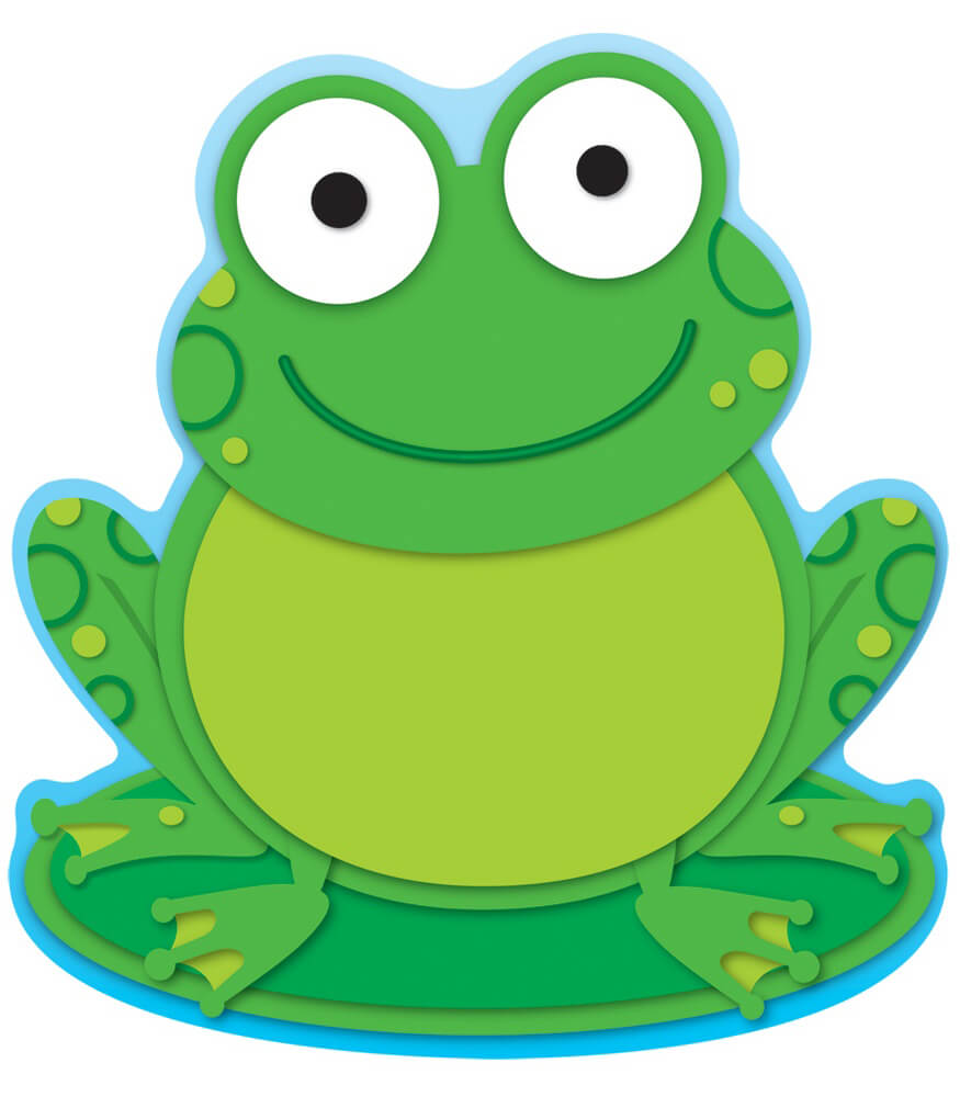 frog two sided decoration grade pk 5 carson dellosa back-to-school free clipart images welcome back to school free clipart