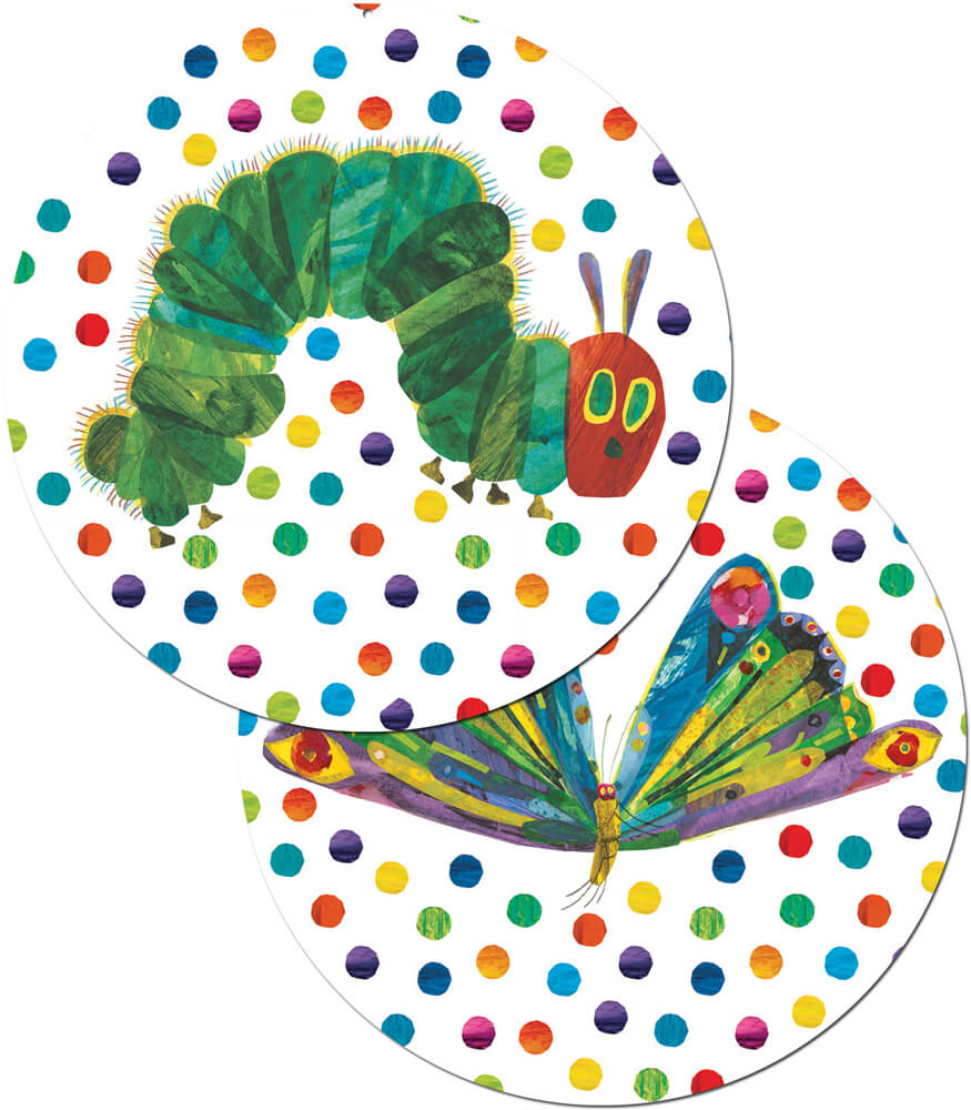 The Very Hungry Caterpillar™ 45th Anniversary Two-Sided Decoration Product Image