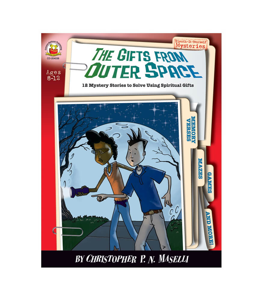 The gifts from outer space resource book carson dellosa for Outer space gifts