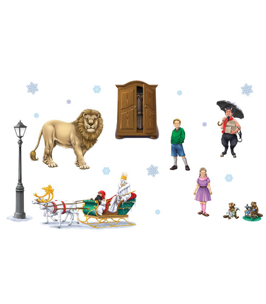 an analysis of the main characters in the story the lion the witch and the wardrobe These the lion, the witch and the wardrobe lesson plans and ask them what a wardrobe is and how it relates to the story how the four main characters.